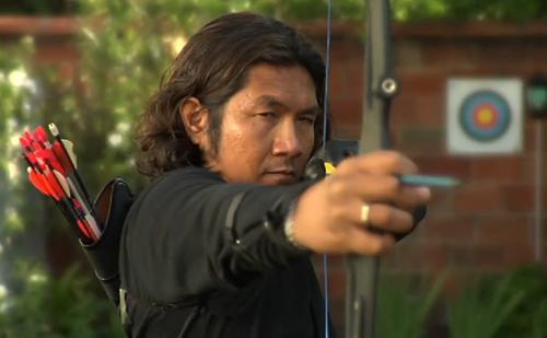 asian-archer
