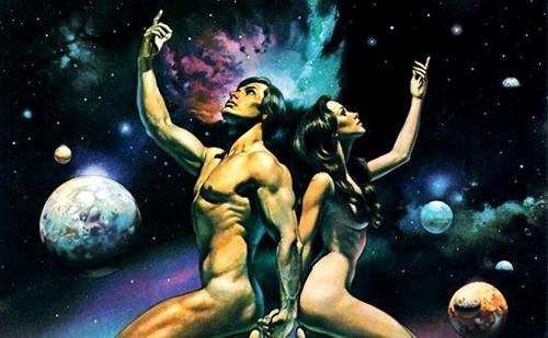 man-woman-universe