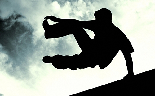 Choosing Your Path in Life: Wise Words From A Parkour Athlete