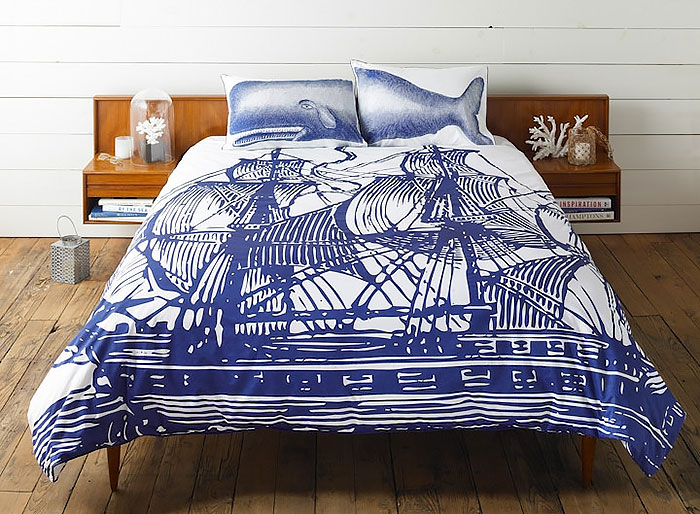 Ship Duvet Cover Cool Beddings 18