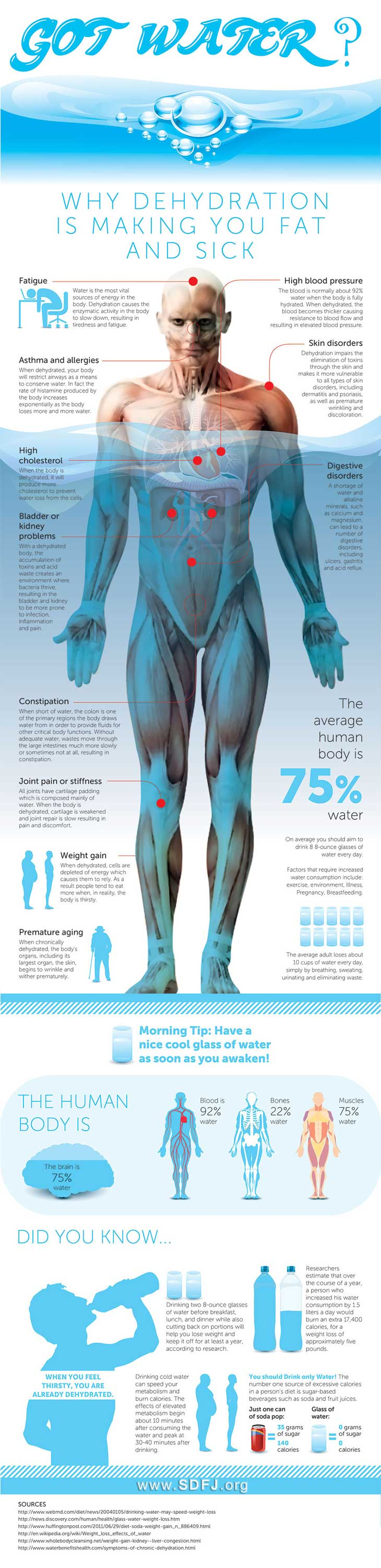dehydration-infographic
