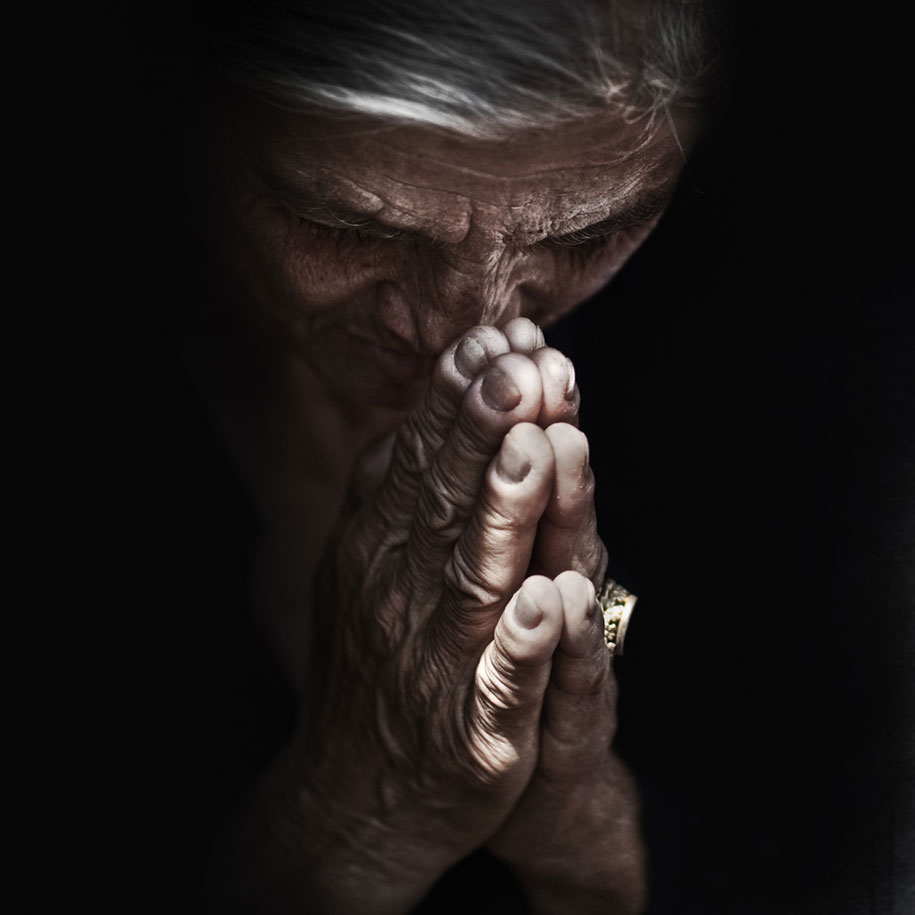 Homeless People Portraits Photography By Lee Jeffries: Photographer Captures Gripping Portraits Of Homeless
