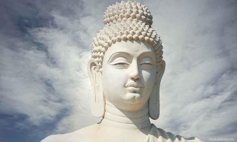 buddha-white-statue