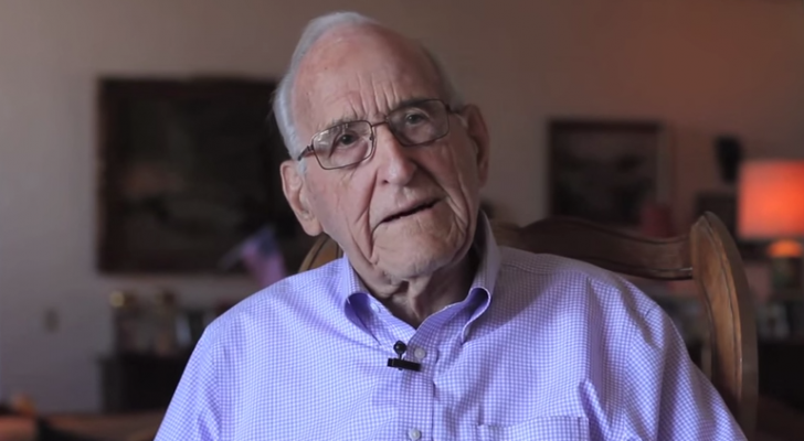 100 Year Old Vegan Heart Surgeon Reveals Why He's Been A Vegan For 50 Years thumbnail