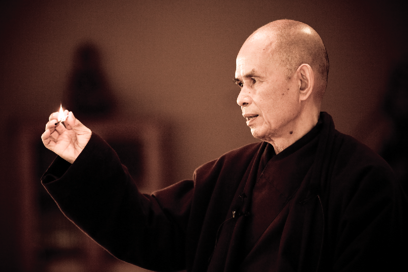 Thich Nhat Hanh on Loosening the Knots of Anger thumbnail