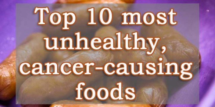 The 10 Most Cancer-Causing Foods thumbnail