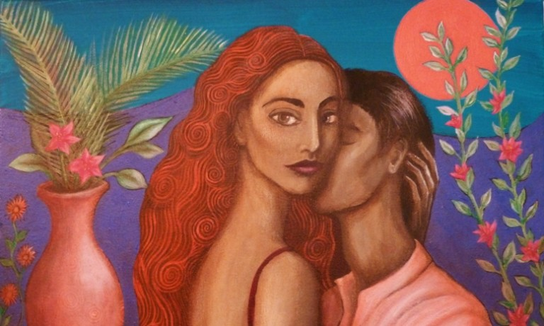 couple-in-love-painting