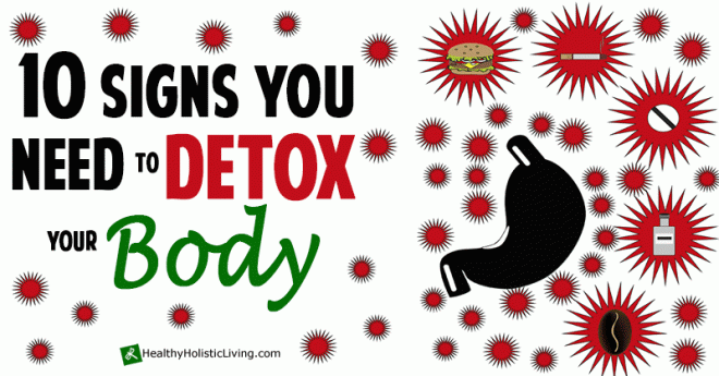 10 Signs That You Need To Detox Your Body thumbnail
