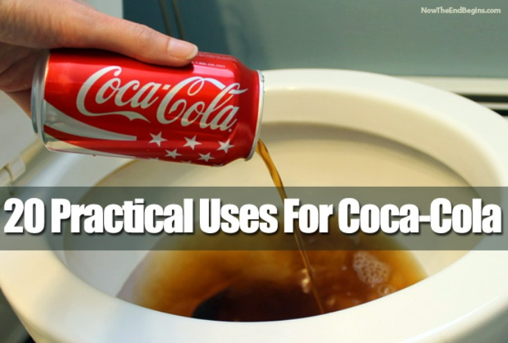 20 Practical Uses for Coca Cola… Proof That Coke Does Not Belong In the Human Body thumbnail