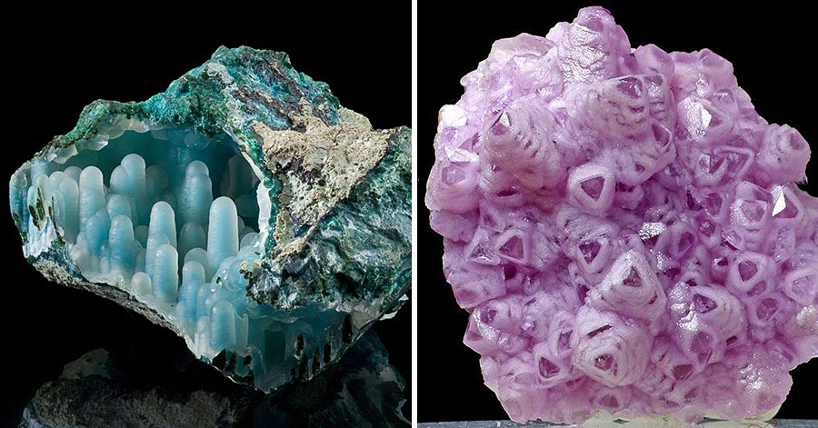 25 Of The Most Breathtaking Minerals And Stones You've Ever Seen In Your Entire Life thumbnail