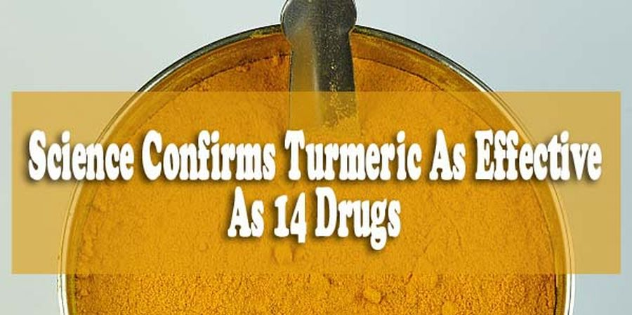 Science Confirms Turmeric As Effective As 14 Drugs thumbnail