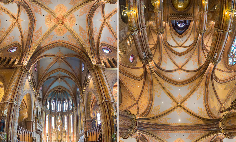 Photographer Takes Fascinating Vertical Church Panoramas thumbnail