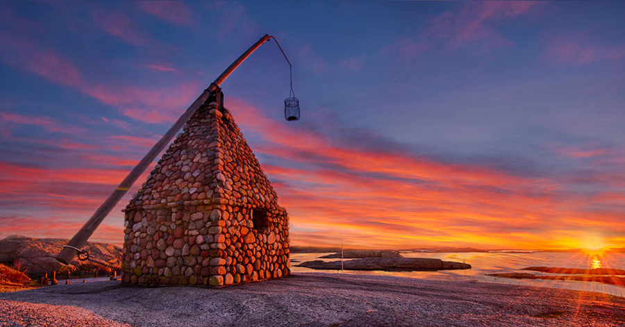 Norway's Magical Fairy Tale Architecture Will Bring Back Your Childhood Memories thumbnail