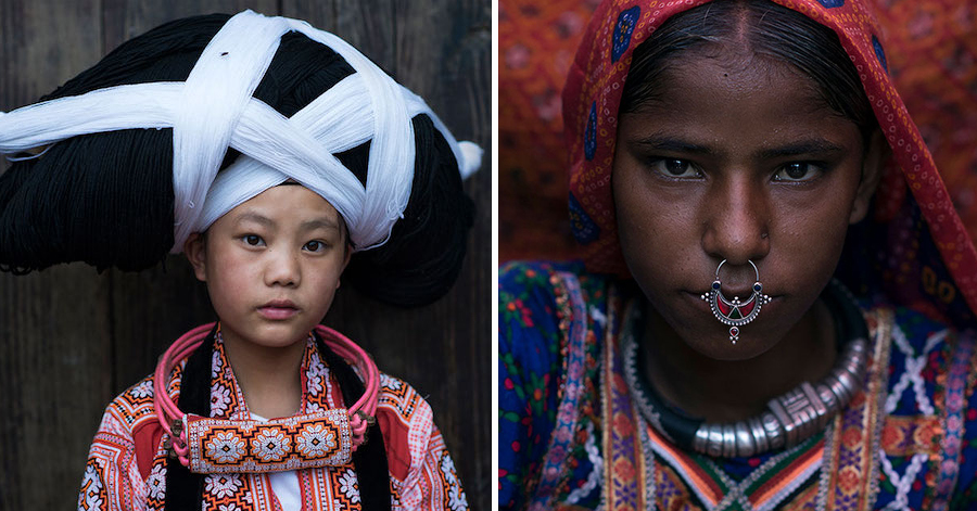 18 Extraordinary Images Depicting The Uniqueness Of The Indigenous Tribes Of The World thumbnail