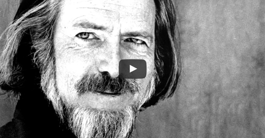 Alan Watts: Why We Should See Life As A Musical Piece And Not A Journey