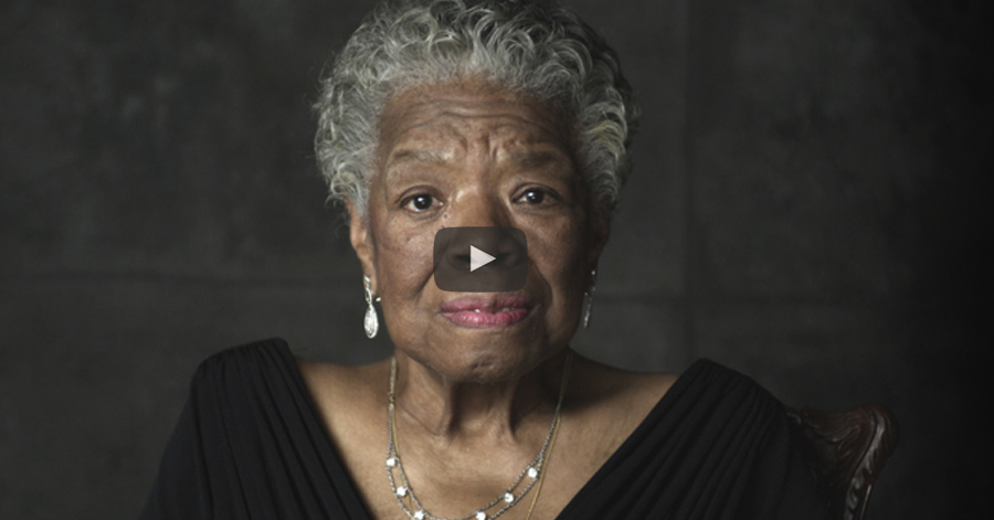 Maya Angelou Shares Wonderful Words Of Wisdom About The Liberating Power Of Love