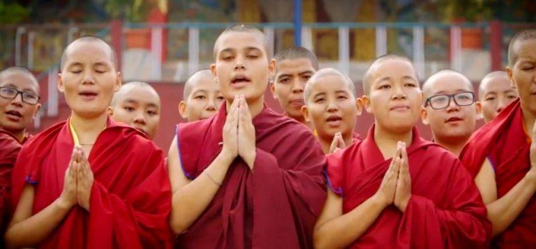 buddhist-nuns