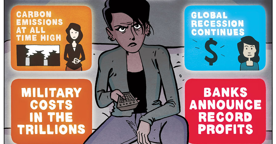 Inspirational Comic Shows That We All Have That Burning Power To Change The World thumbnail