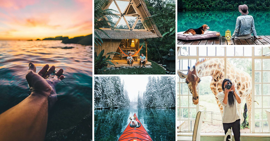 16 Dream-Like Images That Will Make You Crave A Life Full Of Adventure thumbnail