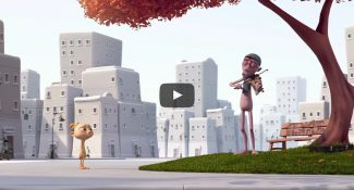 Incredibly Cute Animated Short Film Explains How Modern Society Kills Our Creativity