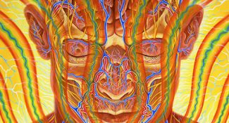 12 Mind-Blowing Psychedelic Paintings By Visionary Artist Alex Grey