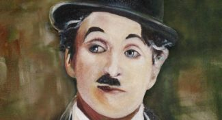 Charlie Chaplin's Incredible Poem on Self Love