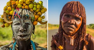Photographer Captures The Exceptional Looks Of Tribal Women In A Stunning Photo Collection